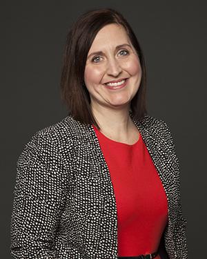 New Administrative Services Director Kara Butler