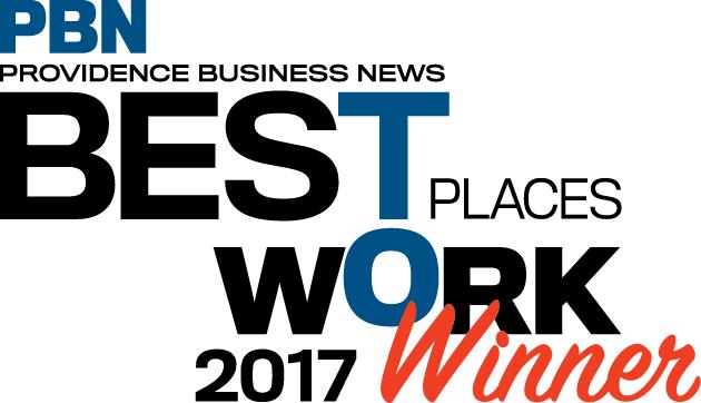 Best Place to Work in Rhode Island 2017 Winner