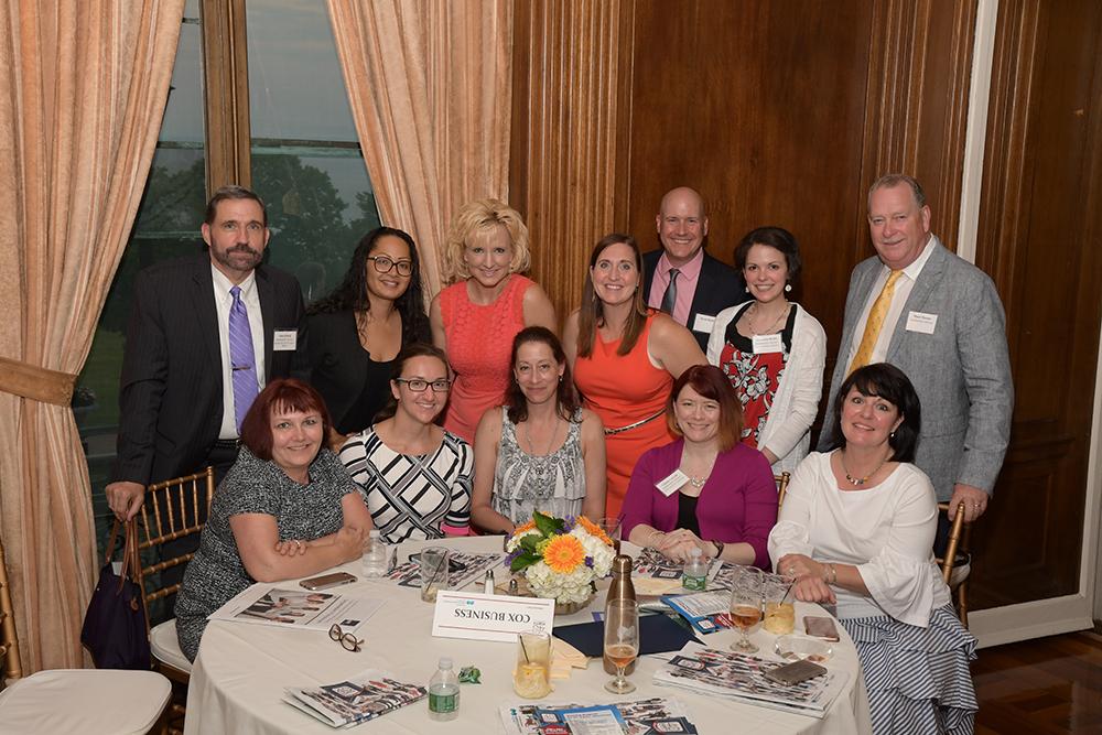 Celebrating Kara Butler's 40 Under Forty Award