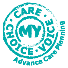 My Care, My Choice, My Voice Logo