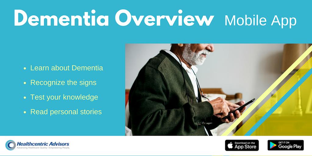 Dementia Mobile App