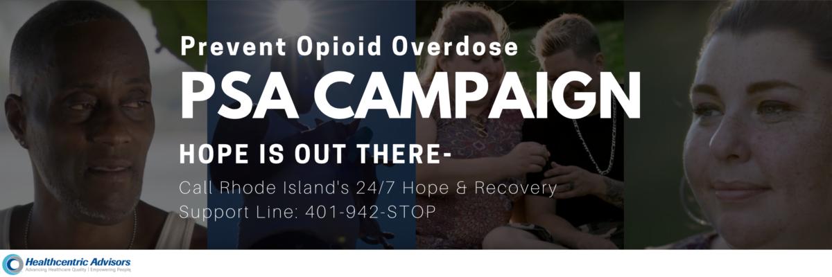 Opioid PSA Banner