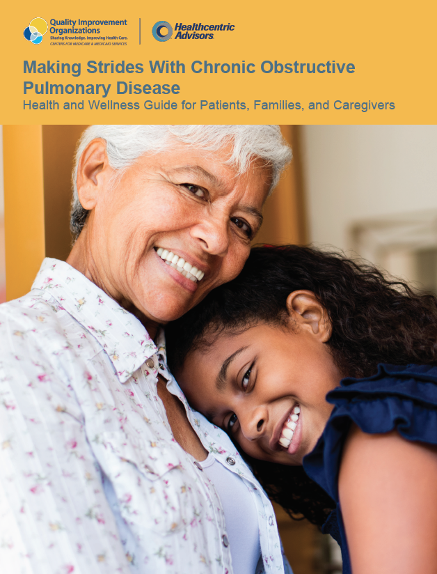 COPD Patient Education Book
